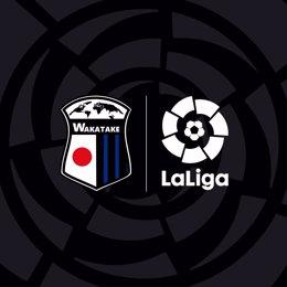 LaLiga y Wakatake Group impulsarán el fútbol base y la formación de entrenadores en Japón hasta junio de 2022