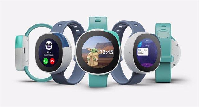 Neo, el nuevo 'smartwatch' para niños de Vodafone