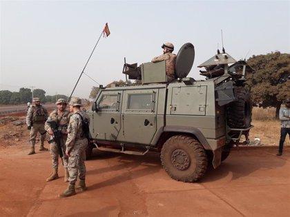 España liderará la misión de la UE en Malí el primer semestre de 2021