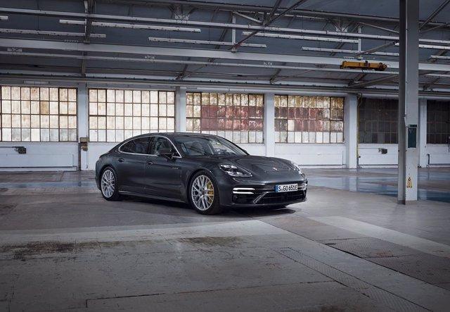 Vehículo de Porsche.