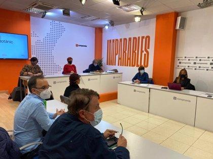 """PSPV cree que Puig y Oltra """"tienen más espacios de encuentro que de desencuentro"""" y Compromís pide """"recuperar sintonías"""""""