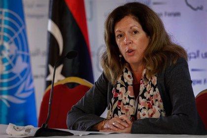 """La ONU insta a poner fin a la guerra en Libia para """"expulsar a las fuerzas extranjeras"""" que """"ocupan"""" el país"""