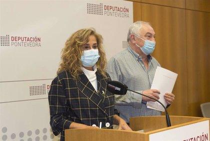 Carmela Silva rechaza de nuevo comparecer en el Parlamento, pero remitirá el presupuesto de la Diputación de Pontevedra