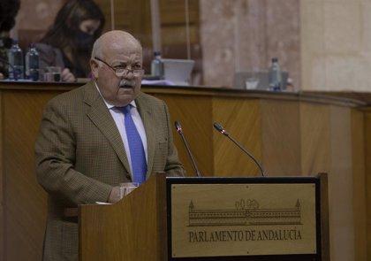 """La Junta pide a los andaluces """"quedarse en casa"""" en Navidad y fijará reuniones con un máximo de 10 personas"""