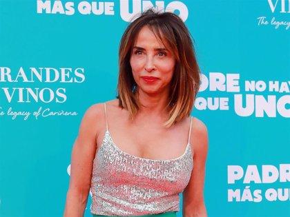 Se queda en el aire la duda de si María Patiño ha tenido encuentros íntimos con algún Rivera