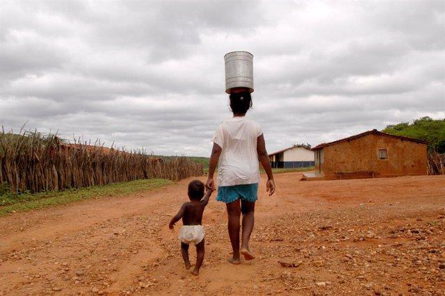 La ONU evidencia la desigualdad territorial de la malnutrición en América Latina y el Caribe.