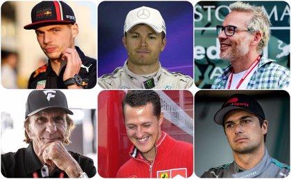 La Fórmula 1, una cuestión de familia