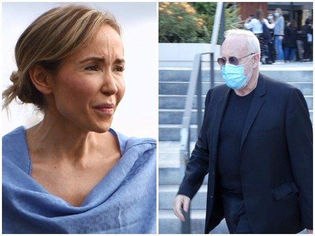 Josep María Mainat vuelve a su casa mientras Ángela Dobrowolski vaga por las calles de Barcelona