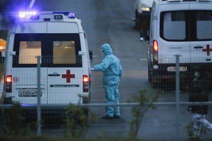 Rusia bate récord diario con más de 28.000 casos nuevos de coronavirus y suma 554 muertos