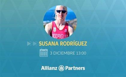 COMUNICADO: Allianz Partners celebra el Día de las Personas con Discapacidad con S. Rodríguez, triatleta paralímpica