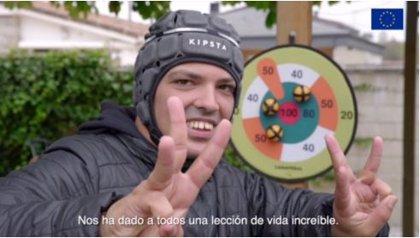 El Parlamento Europeo sensibiliza en un vídeo sobre las barreras del COVID para 70 millones de personas con discapacidad