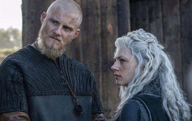 Tráiler y fecha de estreno del final de Vikingos (Vikings)