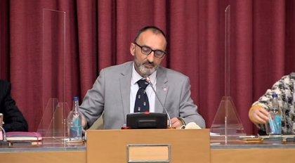 El Ayuntamiento de Logroño se manifiesta contra la pena de muerte con su adhesión a la campaña 'Ciudades por la vida'