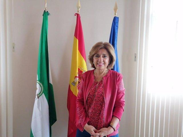 La delegada de Salud y Familias de la Junta de Andalucía en Córdoba, María Jesús Botella, en una imagen de archivo.
