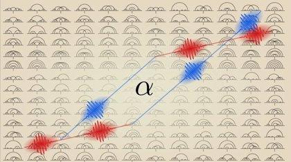 Se afina en un factor de 3 la medición de una constante fundamental