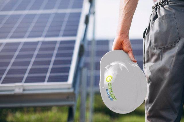 Instalación fotovoltaica de Contigo Energía