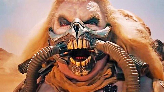 Muere el villano de la saga Mad Max, Hugh Keays-Byrne, a los 73 años