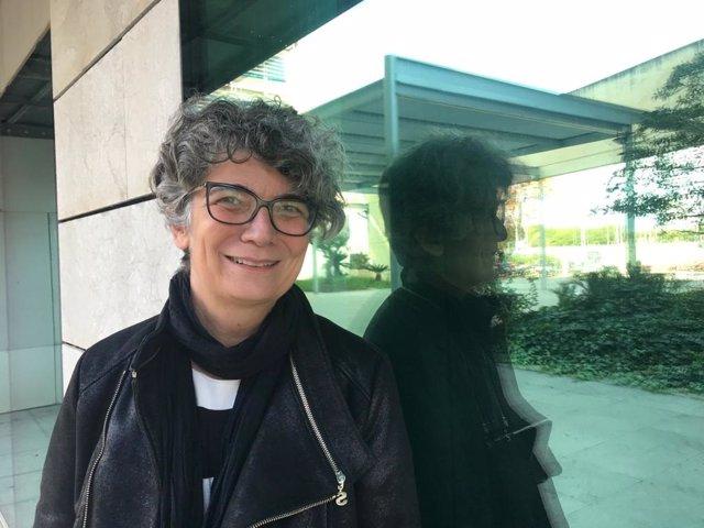 La secretaria autonómica de Universidad, Investigación y Política Lingüística del Govern, Agustina Vilaret.