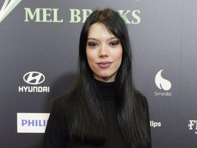 Alejandra Rubio, en una imagen de archivo
