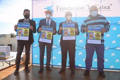 El Ayuntamiento de Málaga y entidades sociales organizan una recogida solidaria de alimentos
