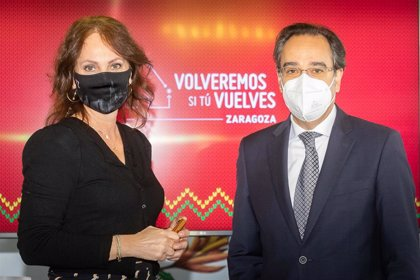 "Endesa aporta 100.000 euros a la campaña de reactivación del comercio local de Zaragoza ""Volveremos"""
