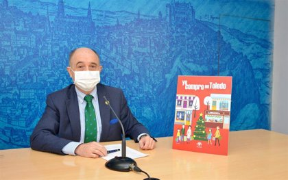 En marcha la campaña municipal 'Yo compro en Toledo', para incentivar las compras navideñas en el comercio local