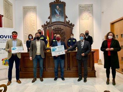 Lorca formará como rastreadores COVID a 264 voluntarios de Protección Civil de municipios de la Región