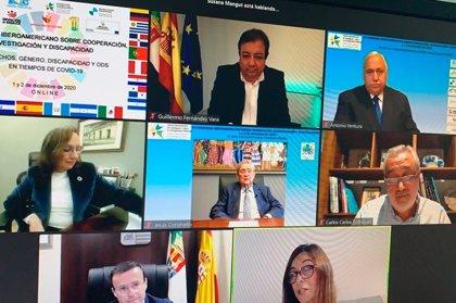 El VI Congreso Iberoamericano de Cooperación y Discapacidad reivindica los derechos de este colectivo en la pandemia