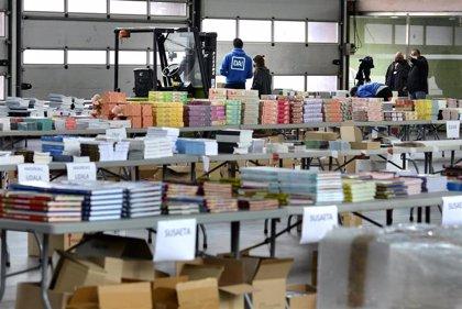 Los 2.300 productos a la venta en la tienda online de esta 55ª edición de la Azoka de Durango están ya en Landako