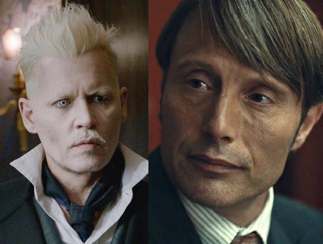 """Mads Mikkelsen rompe su silencio: El Grindelwald de Johnny Depp fue """"magistral"""""""