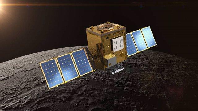 Ilustración de Lunar Trailblazer