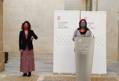 Seis comisiones técnicas con expertos externos se unirán al Pacto para la Reactivación Económica de Baleares
