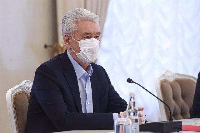Sergei Sobianin, alcalde de Moscú