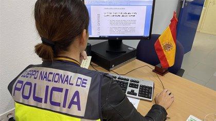 La Policía Nacional detecta en Cartagena numerosas ofertas de empleo falsas en páginas de anuncios web