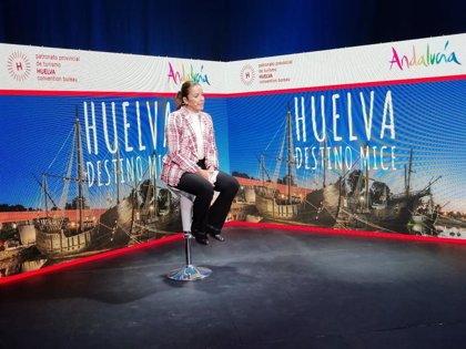 La Junta destaca el potencial de la provincia de Huelva como destino para congresos y reuniones