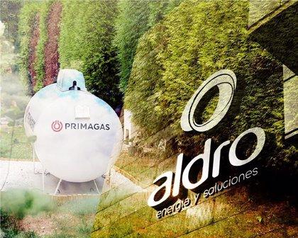 COMUNICADO: Aldro Energía y Primagas firman un acuerdo de colaboración en el suministro de energía sostenible