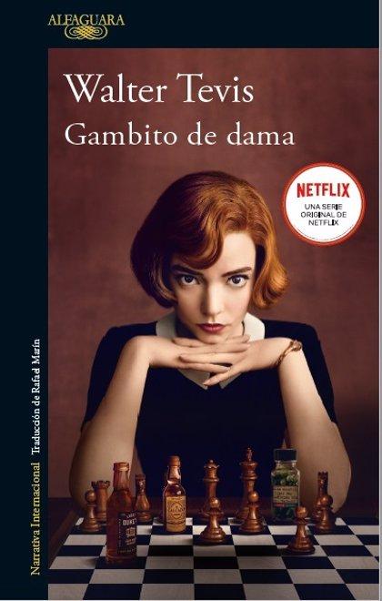 Alfaguara publica 'Gambito de dama', la novela de Walter Tevis de culto para los amantes del ajedrez