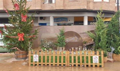 Villamediana enciende este viernes las luces de Navidad y el árbol decorado con mensajes en memoria fallecidos en 2020