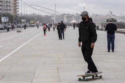 """Coronavirus.- Portugal da por superado el pico de la segunda ola pero apuesta por """"consolidar"""" el descenso"""