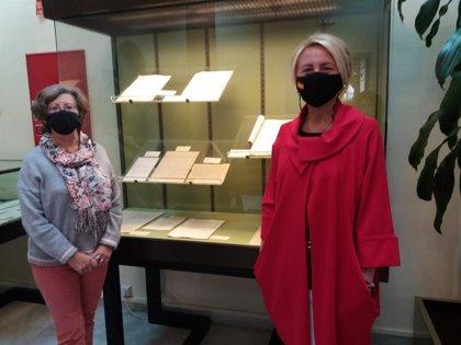El Archivo Histórico de Almería acoge la exposición sobre los 175 años del Instituto Provincial