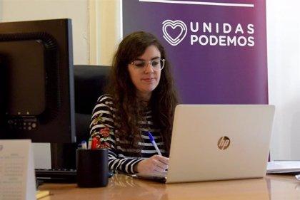 """Unidas Podemos acusa a PP y Vox de """"poner palos en las ruedas de la recuperación"""" por querer """"bloquear los presupuestos"""""""