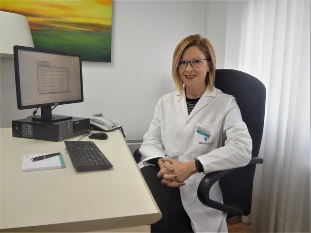 Doctora Natalia Gennaro