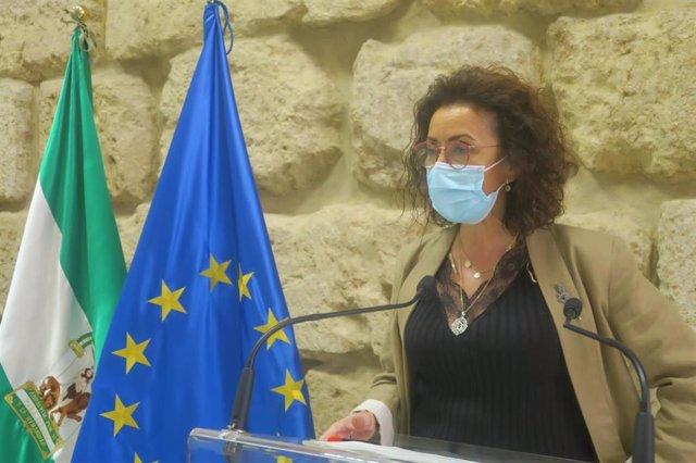 Isabel Baena, en una imagen de archivo.