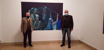 Casa de la Provincia acoge la exposición 'Alma de teatro', de María Clauss, dentro del Otoño Cultural Iberoamericano