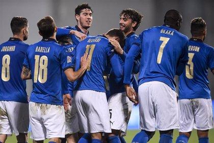 España se medirá a Italia en la 'Final a Cuatro' de la Liga de Naciones
