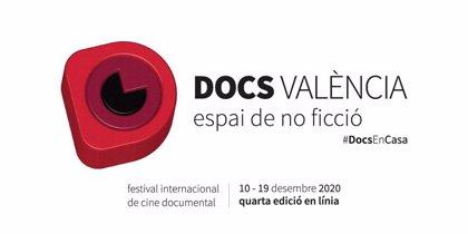 DocsValència celebrará su próxima edición de manera online y gratuita entre el 10 y el 19 de diciembre