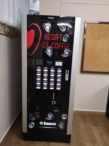 Institutos asturianos comienzan a instalar máquinas expendedoras de café