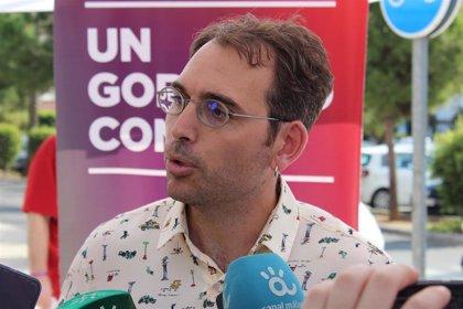 """Valero (IU) valora como """"buena noticia para Andalucía"""" la aprobación de los PGE de 2021"""