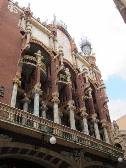 El Palau de la Música de Barcelona mantiene su programación aunque no se avance de fase
