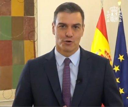 """Sánchez traslada a las empresas tecnológicas que España es un destino """"seguro y rentable"""" para sus proyectos"""
